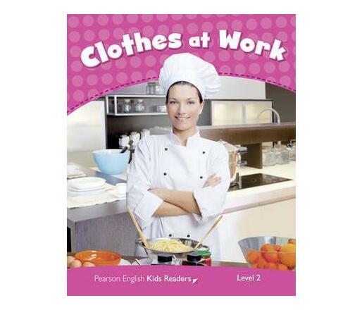 Clothes at work : Grade R - 3