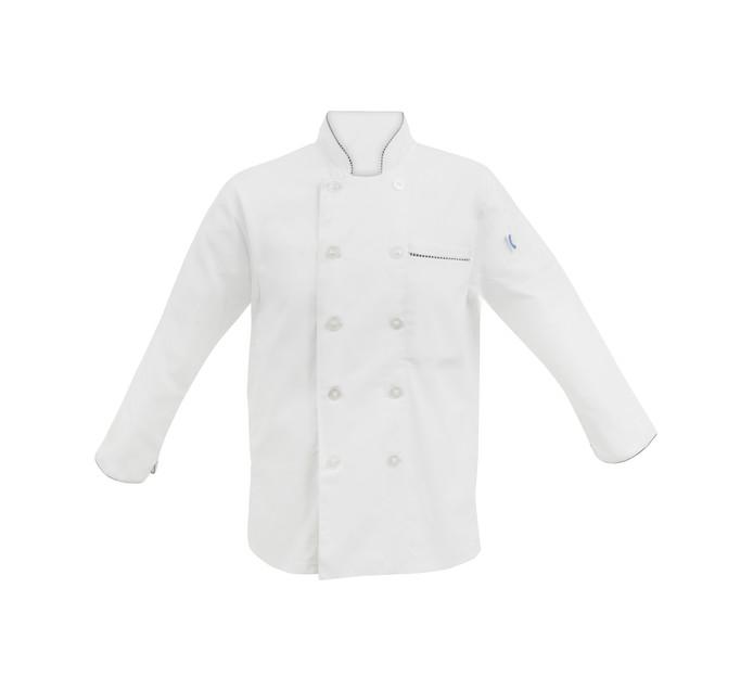 Bakers & Chefs Extra Large Long Sleeve Chef Jacket White