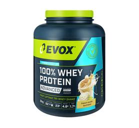 EVOX 2kg 100%  Whey Protein