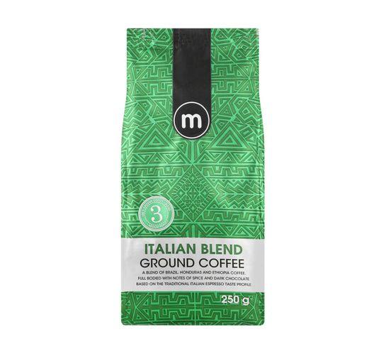 M Ground Coffee Blend Italian (250g)