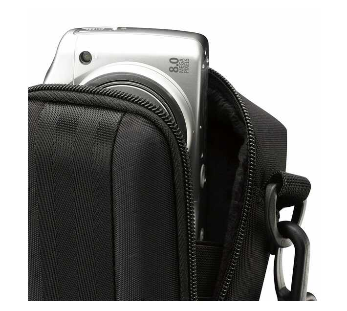 Case Logic M Camera Case Flash Camcorder