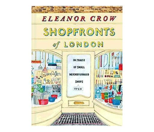 Shopfronts of London : In praise of small neighbourhood shops