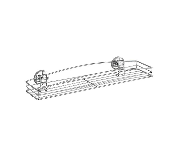 WENKO Vacuum-Loc Wall Shelf Maxi Milazzo - No Drilling Required