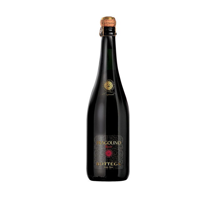 BOTTEGA FRAGOLINO ROSSO 750ML
