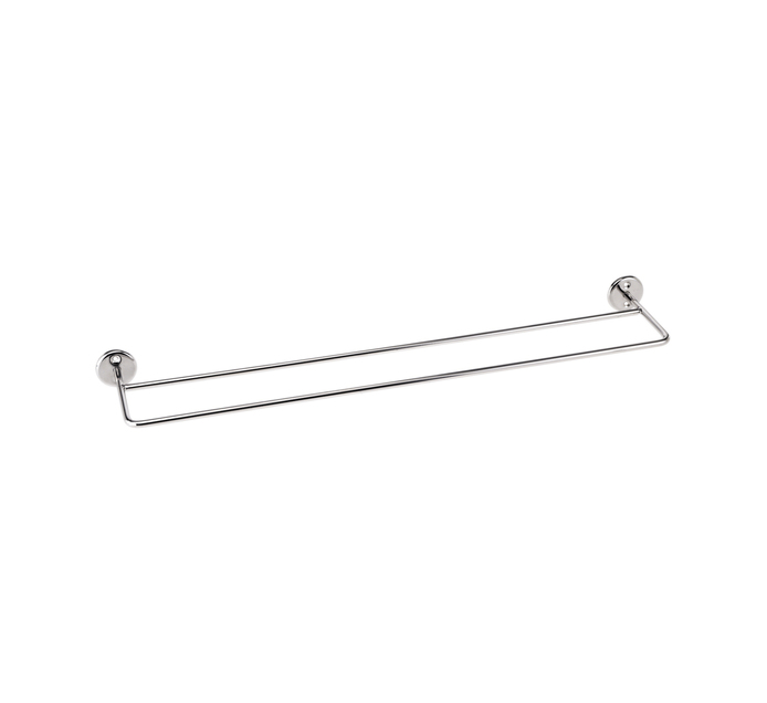 Steelcraft 800mm Classic Double Towel Rail