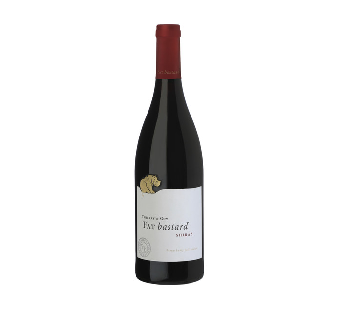 Fat Bastard Shiraz (6 x 750ml)