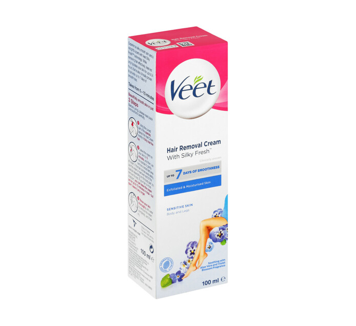 Veet Dipilatory Cream Sensitive (1 x 100ML)