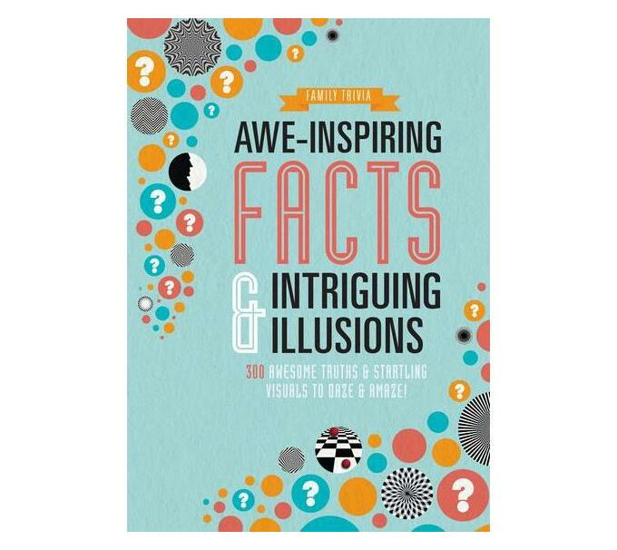 Awe Inspiring Facts And Intriguing Illusions Puzzle Book