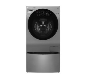 SS LG WASHER/DRYR COMBO with MINI WASH