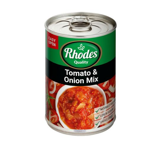 Rhodes Tomato And Onion Mix (1 x 410g)