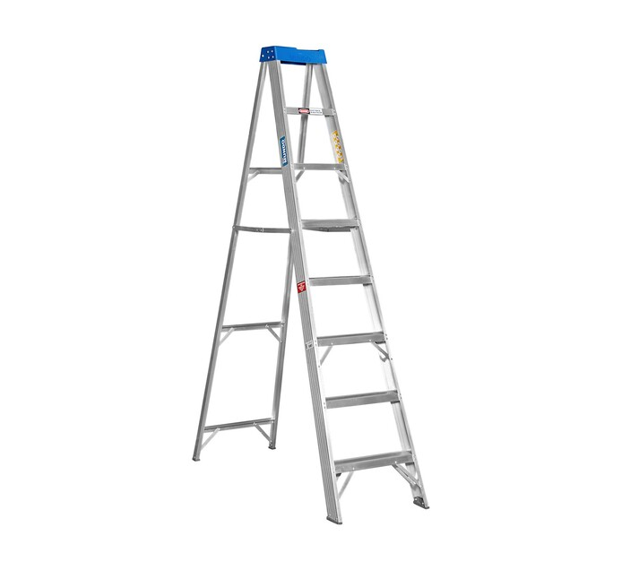Mundo 2.4 m 8-Step Aluminium Ladder