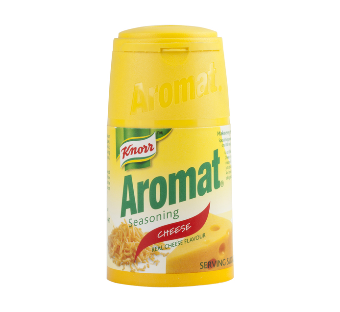 Knorr Aromat Canister Cheese (10 x 75G)