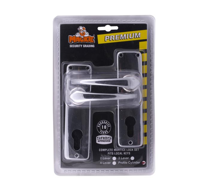 Mackie Premium Cylinder Moricet Lockset