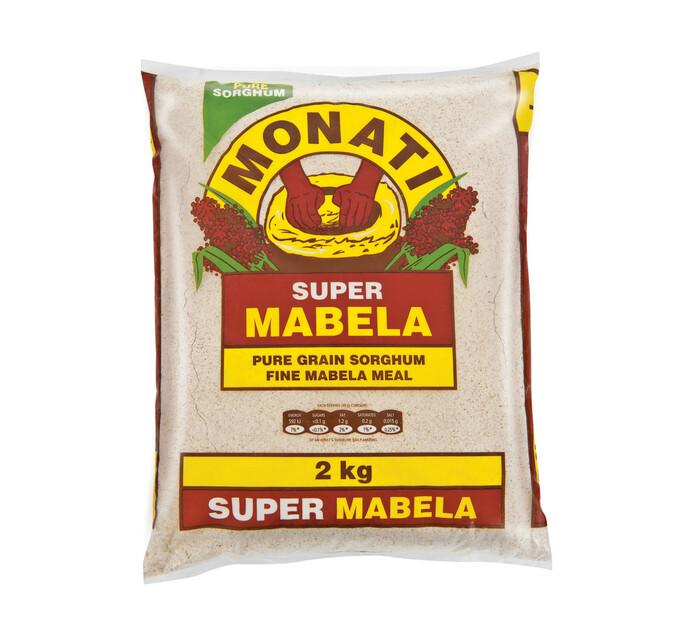 Monati Sorghum Super Mabela (1 x 2kg)