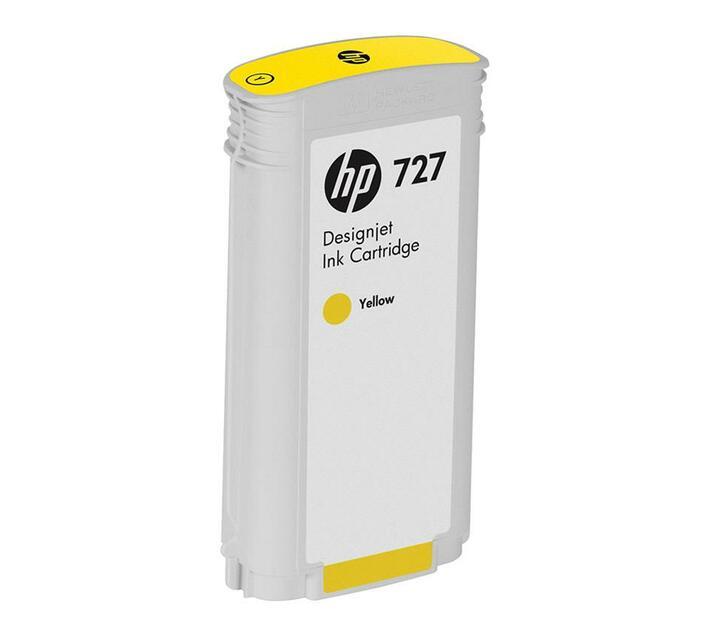 HP 727 - dye-based yellow - original - ink cartridge