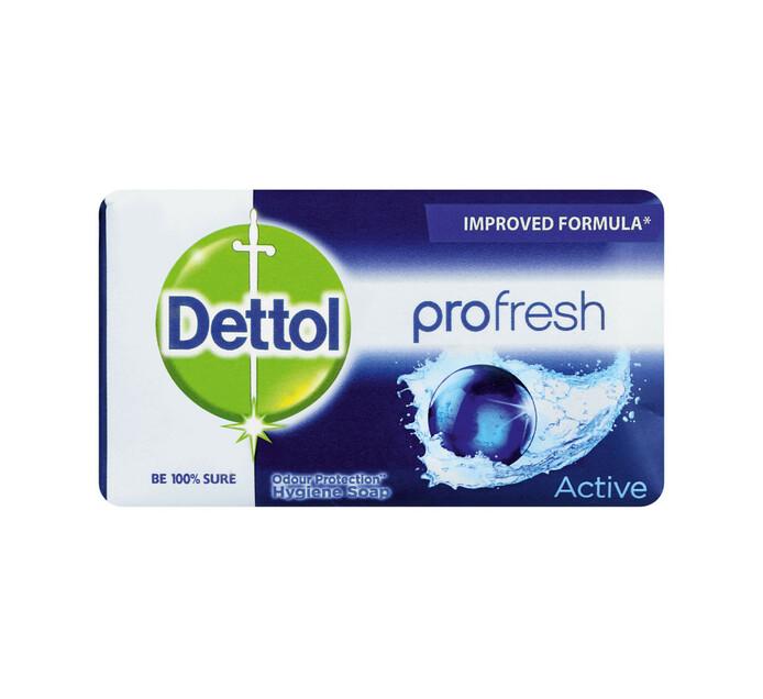 Dettol Soap Active (12 x 150g)