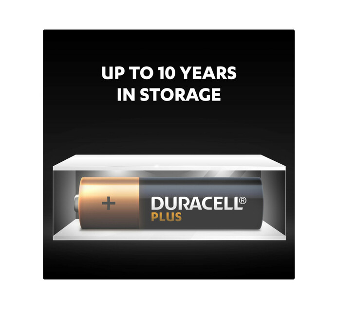 Duracell Plus Power AA 12-Pack