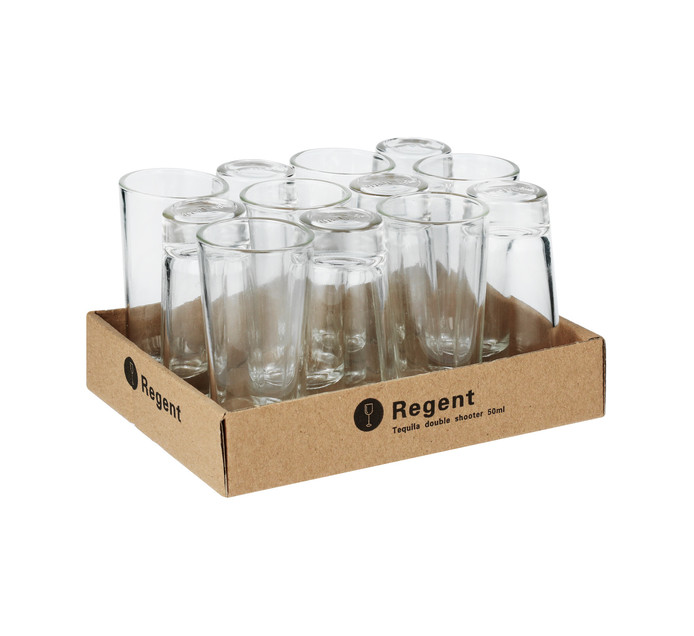Regent 12-Pack Double Tequila Shooter Glass