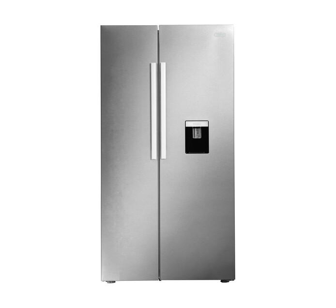 Defy 555 l Side-by-Side Fridge/Freezer with Water Dispenser