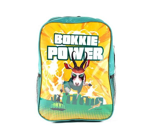Bokkie Power Kiddies School Backpack