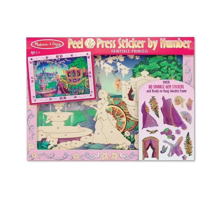 Peel stickers Fairytale