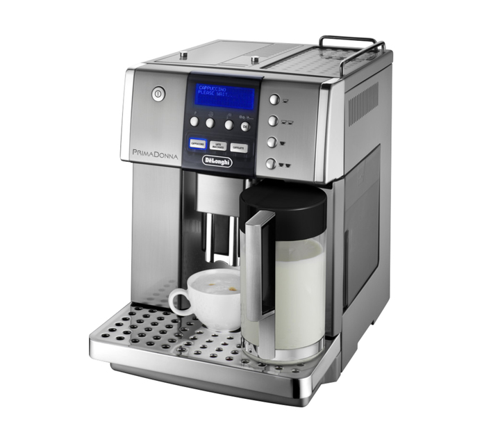DELONGHI PrimaDonna Automatic Coffee Machine | Specialty