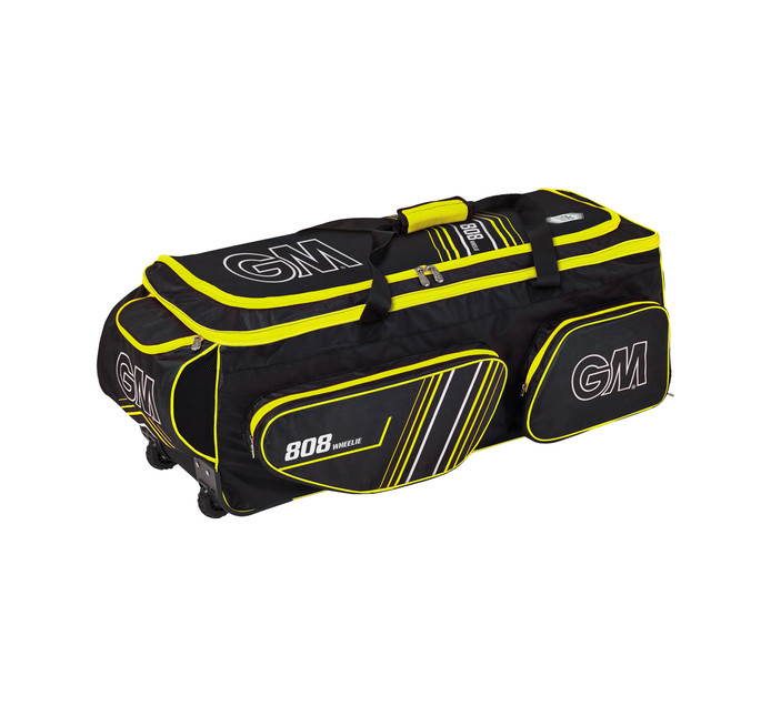 GUNN & MOORE Zelos 808 5 Star Wheelie Cricket Bag