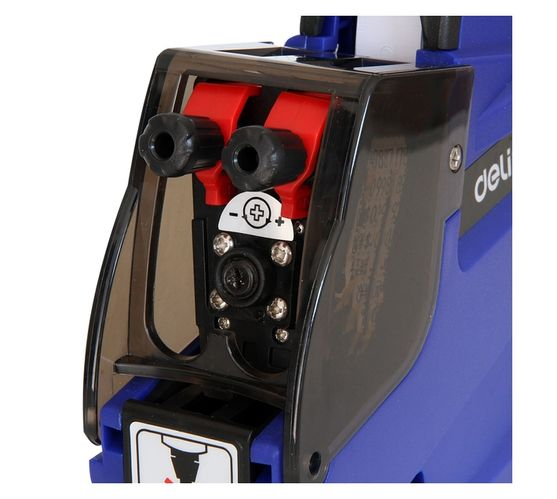 Deli Stationery Price Label Gun(Blue)