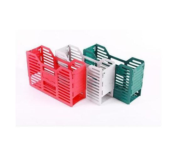 A4 Slated Container - 10 Pack