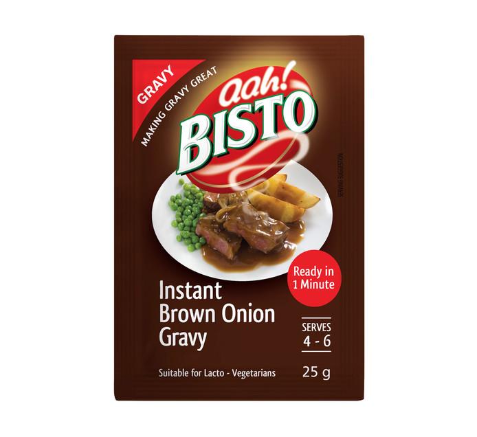 Bisto Gravy Sachet Brown Onion (1  x 25g)