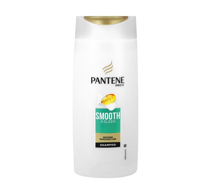 Pantene Hair Shampoo Smooth & Sleek (1 x 750ML)