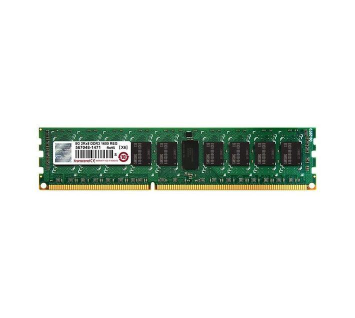 Transcend - DDR3 - 8 GB - DIMM 240-pin