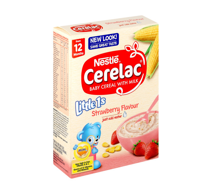 Nestle Cerelac Stage 4 Strawberry (1 x 250g)