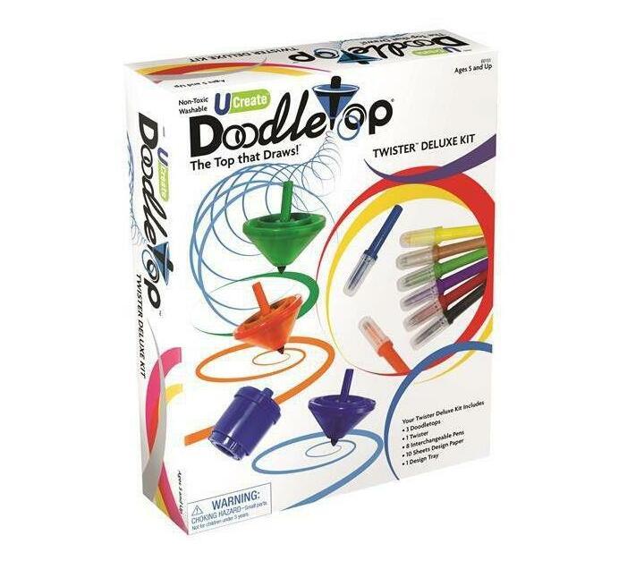 Doodle Tops Twister Deluxe set