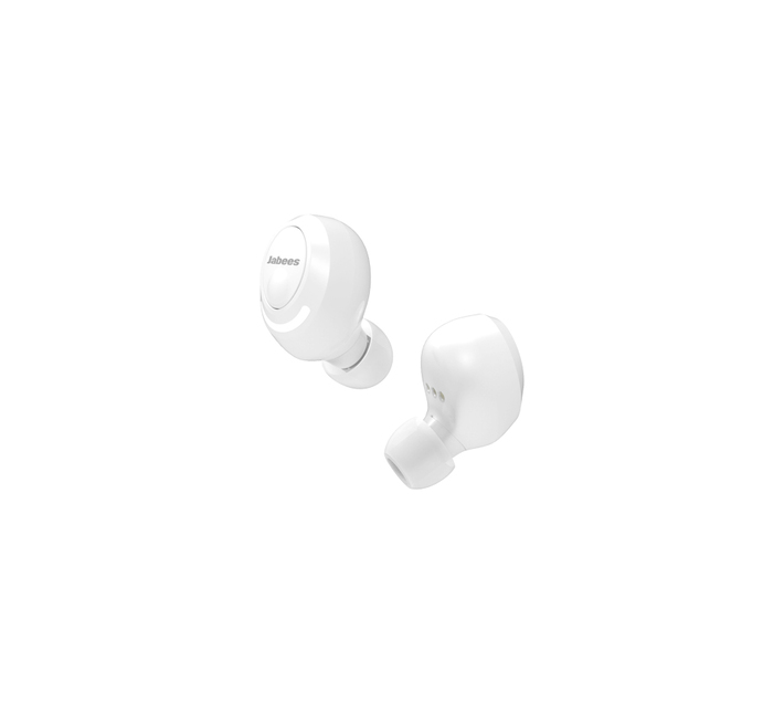 Jabees Firefly Pro True Wireless Stereo Earbuds – White