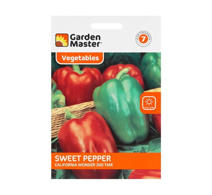 Gardenmaster 25 g Vegetable Polypacket
