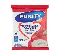 Purity Cream of Maize Infant Cereal (All Variants) (1 x 400g)