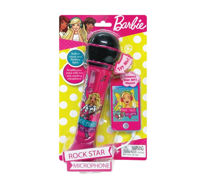 Barbie Singing Star Microphone