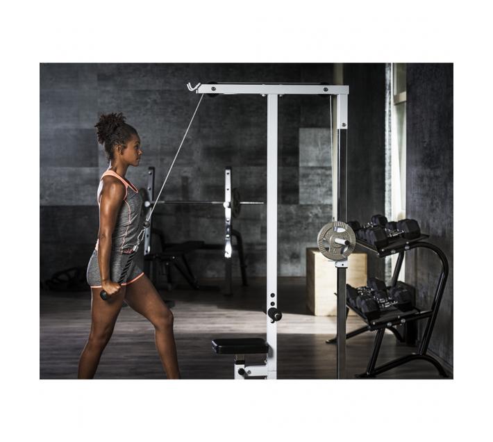 GORILLA SPORTS SA - Single Handed Triceps Nylon Rope