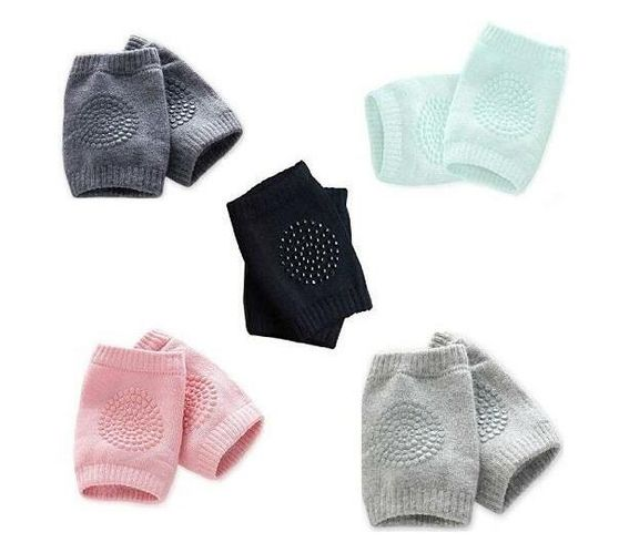 Totland Set of 5 Baby Girl Knee Pads