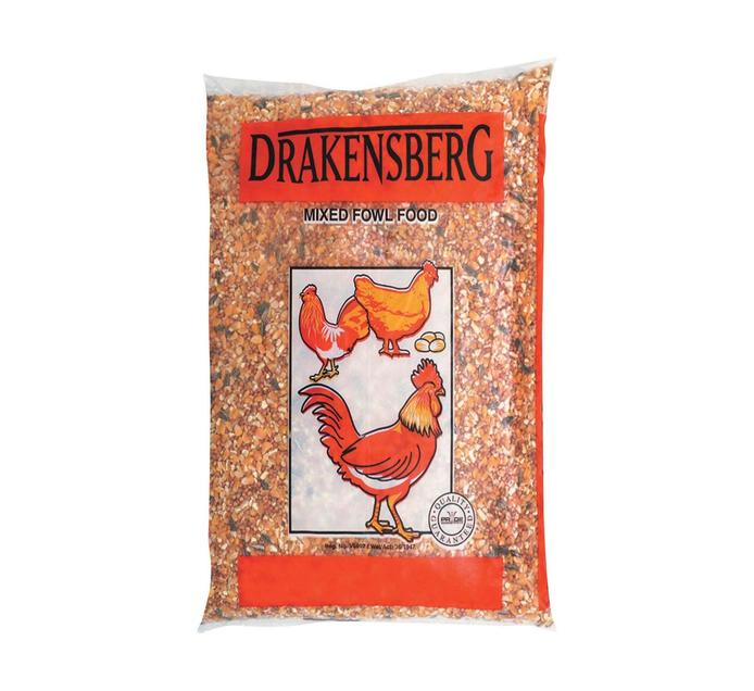 Drakensberg Mixed Fowl Food (1 x 10kg)