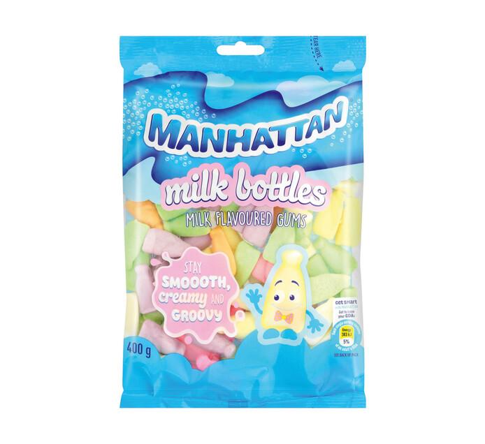 Manhattan Candy Milk Bottle (1 x 400g)