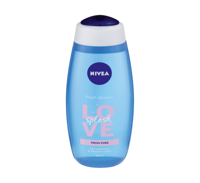 Nivea Shower Gel Fresh Pure (1 x 500ml)