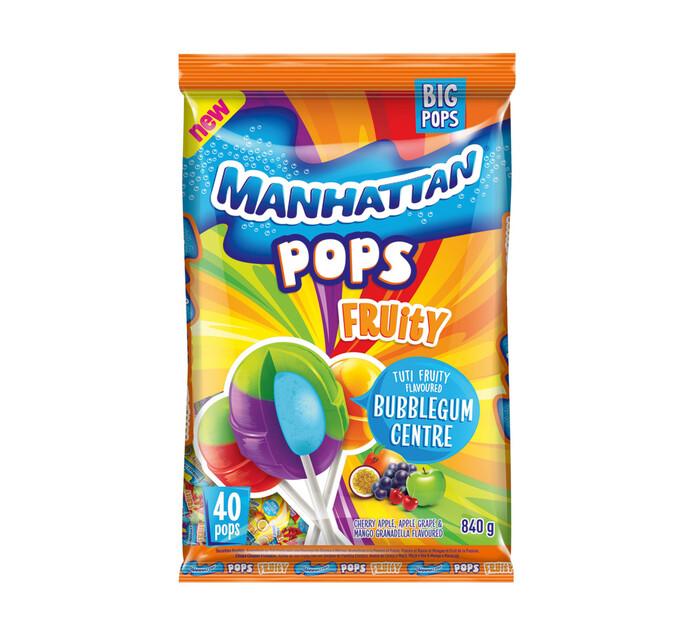 Manhattan Pops FRUITY (1 X 40'S)