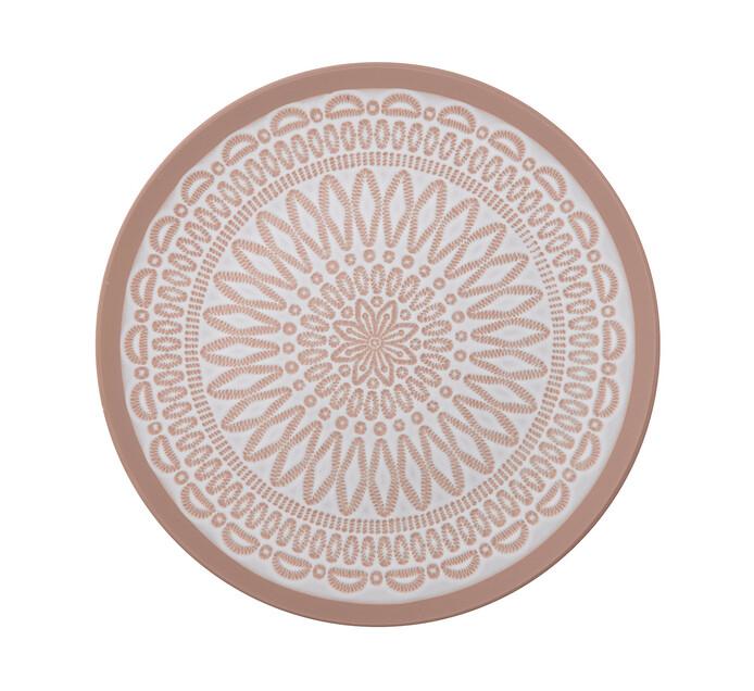 28 cm Fresh Luna Blush Dinner Plate