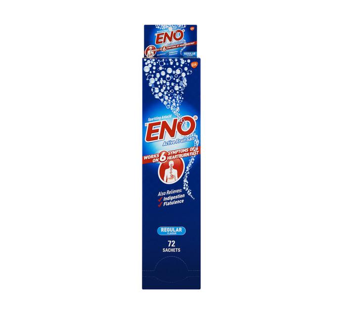 ENO Fruit Salts Regular (1 x 72's)