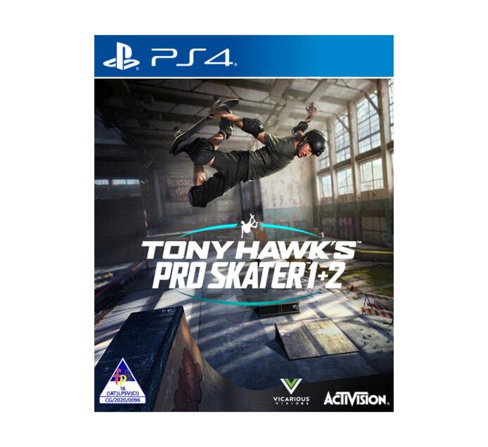 PS4 Tony Hawks Pro Skater 1+2