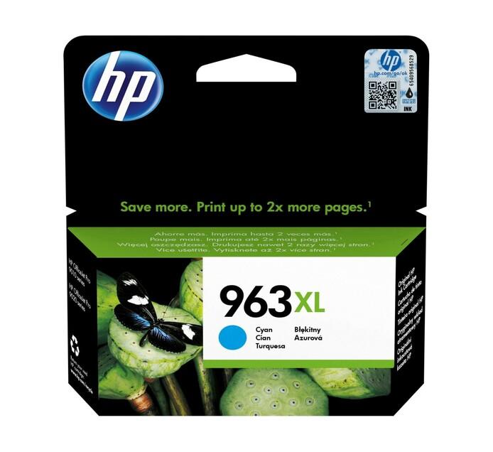 HP 963XL Cyan Ink Cartridge