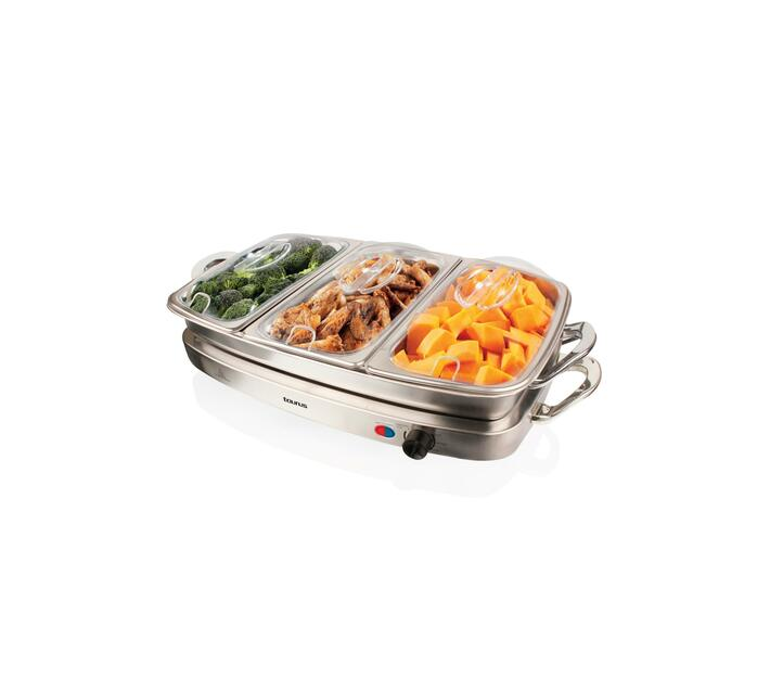 Buffet Server Multifunction Stainless Steel Brushed 450W `Servidor