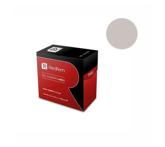 Redfern Self-Adhesive Colour Codes - C19 Silver